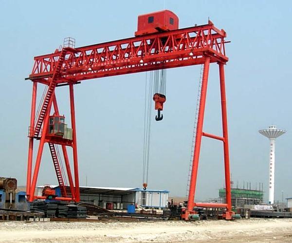 快訊:【真心不錯哦】博羅軌道式龍門吊3噸龍門吊維修