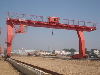 快讯:点击查看阳山35吨龙门吊二手多少钱