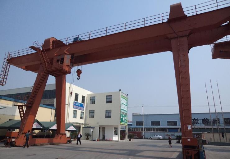 今日报价:江西中铁高铁集团设计制作门式起重机正品