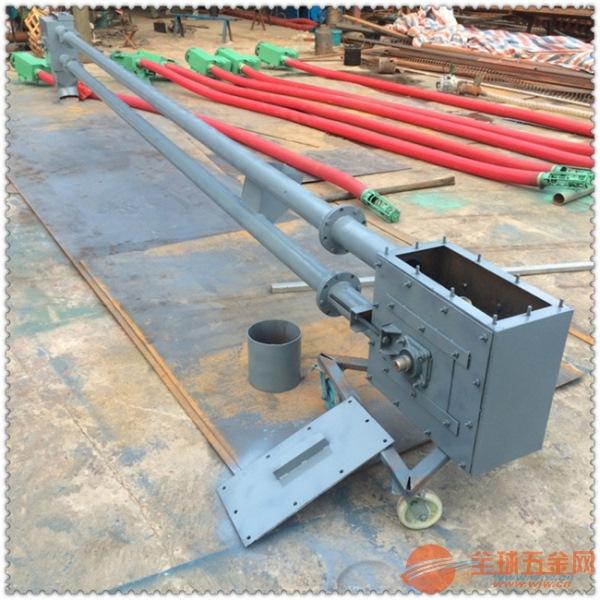 MZ型埋刮板机直销倾斜管链输送机