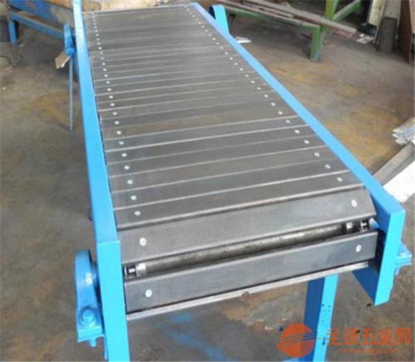 加厚耐磨耐用鏈板輸送機報價品牌廠家 重型鏈板輸送機x