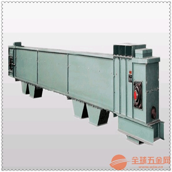铸钢刮板上料机固定型链式输送机