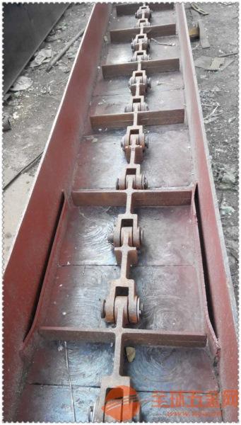 MC刮板输送机定制知名 沙子刮板运输机
