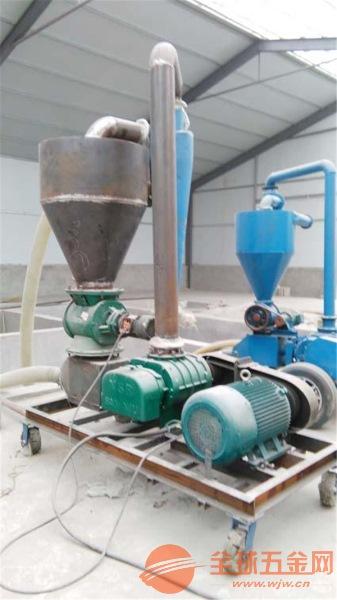 高压风吸式吸粮机多用途 专用集装箱装卸管道吸粮机
