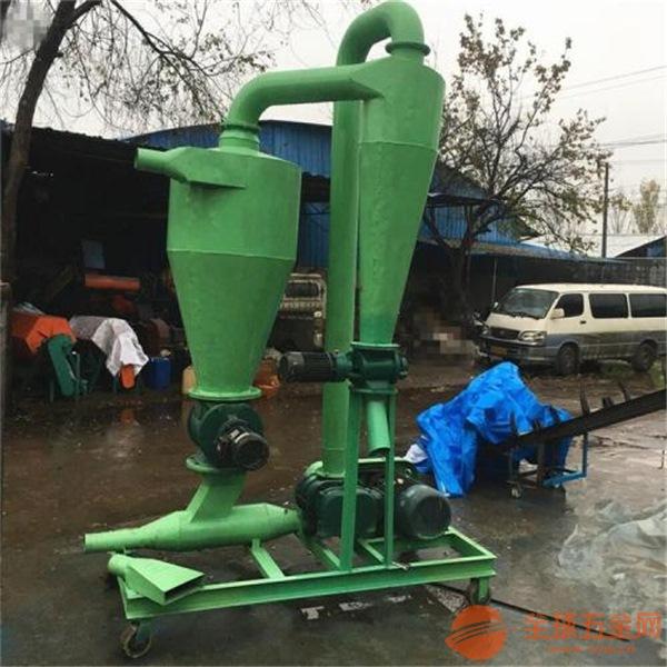 风送式软管吸粮机 移动式气力抽粮机