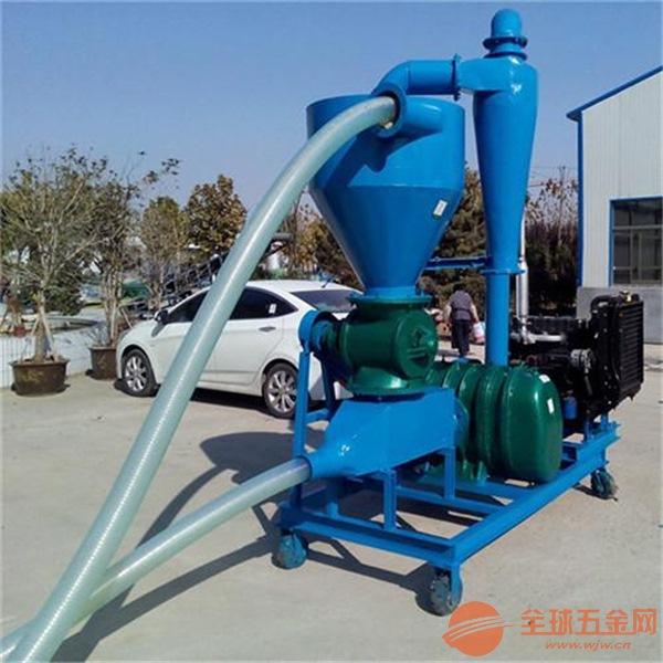 大米入库气力吸粮机多用途 移动式长距离输送设备