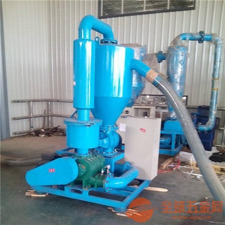 临川市玉米管道吸粮机 仓库用防尘型气力吸粮机