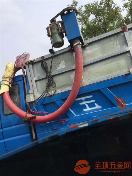 牡丹江车载吸粮机大型螺旋软绞龙抽粮 软管吸粮机软管吸