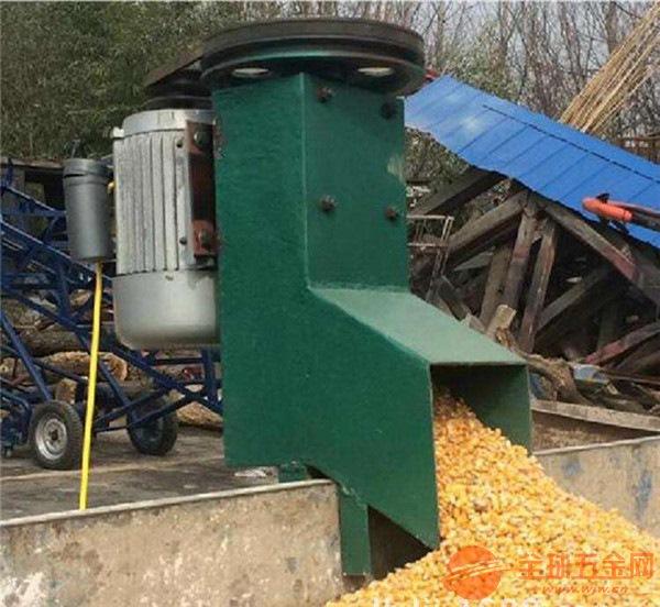 40吨每小时车载吸粮机省人工大豆吸粮机