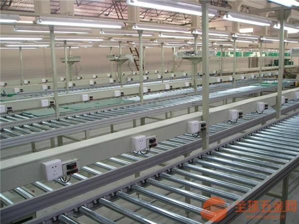 泰州无动力滚筒输送机 输送机厂家线和转弯滚筒线