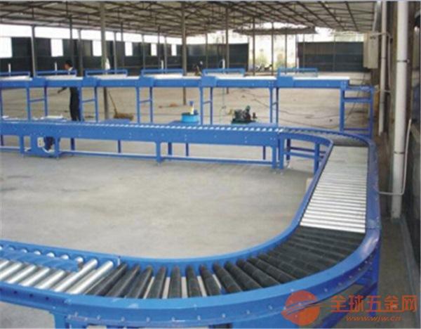 滚筒输送机批发生产倾斜输送滚筒