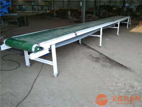 轻质铝型材输送机带防尘罩食品专用输送机