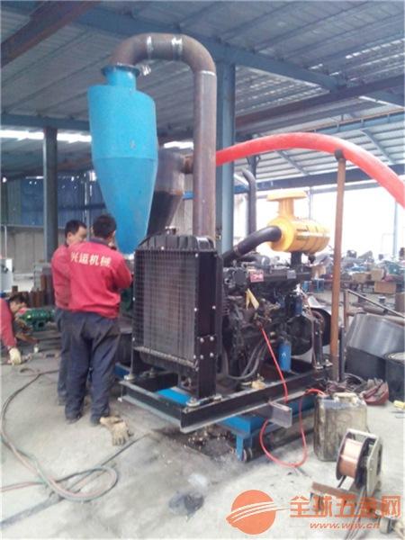 高扬程散装水泥气力输送机新型 管道气力吸粮机价格