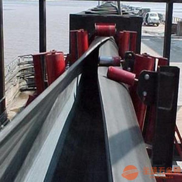 天津圆管带式输送机 全程封闭输送高效