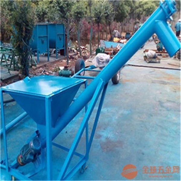 密封荊州雙軸螺旋輸送機原理加工廠家 石灰粉劑螺旋輸送