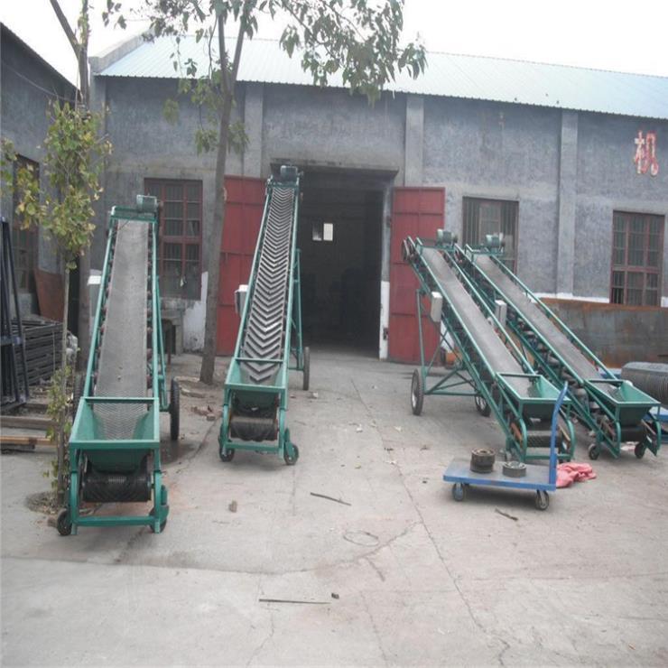 寧陽縣糧食裝卸輸送機防滑qc