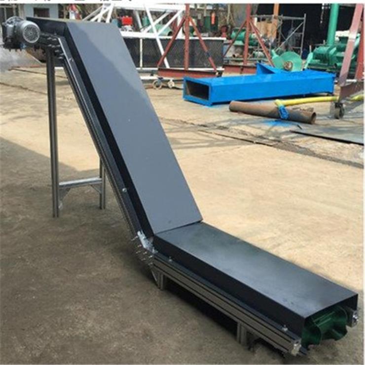 蒼山縣槽型托輥布匹輸送機加工廠家qc