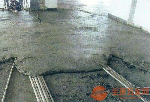 上海泡沫混凝土厂家