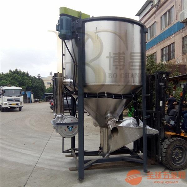 东莞博昌分享不锈钢立式搅拌机保养干货