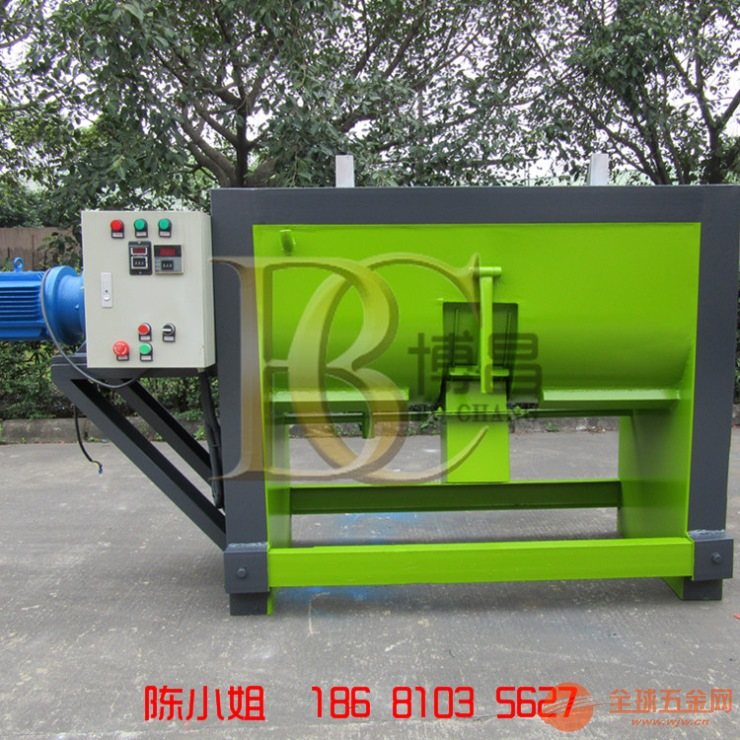 广东优质塑料卧式搅拌机博昌生产
