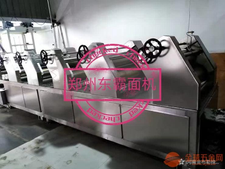 郑州东霸热干面生产线设备