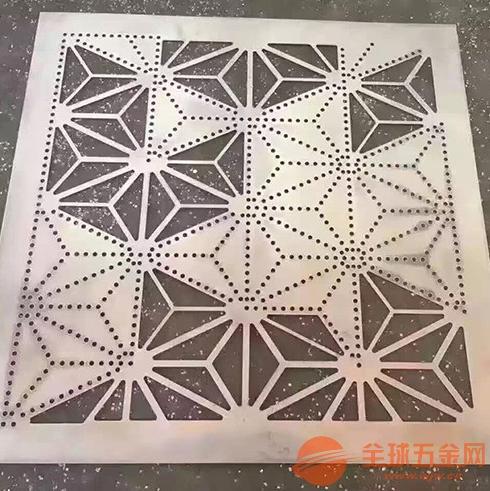 镂空造型铝单板 镂空包柱铝单板定制厂家
