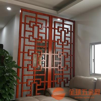 广州楼盘街道改造铝窗花厂家