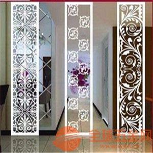 定制仿古铝花格 木纹铝窗花厂家 造型铝窗花价格