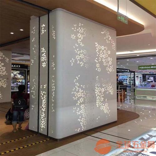 湖南常德市银行 商场 展览馆 图书馆幕墙门头装饰木纹