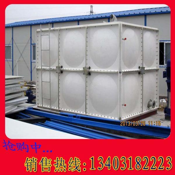 临夏玻璃钢优质水箱耐用玻璃钢水箱