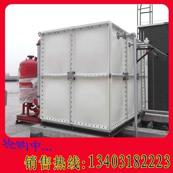 甘南玻璃钢水箱展示玻璃钢水箱厂家定制