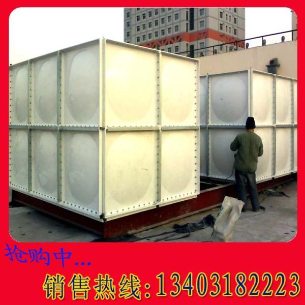 棗莊臥式不銹鋼板材定制消防工程設備水箱