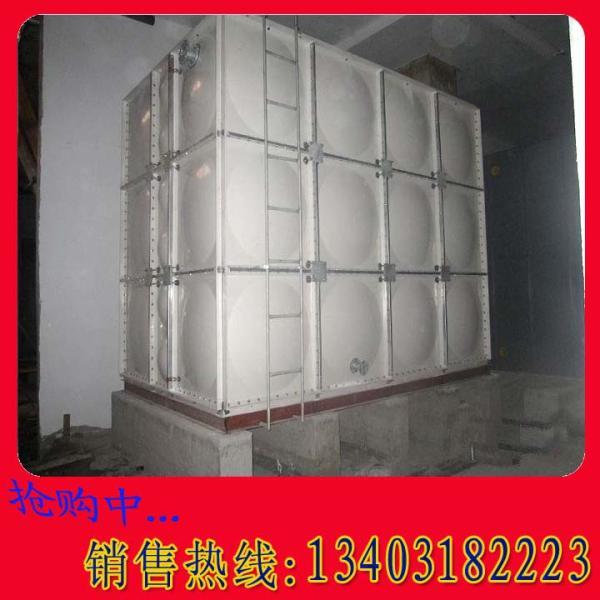 陇南玻璃钢专用水箱玻璃钢水箱直销
