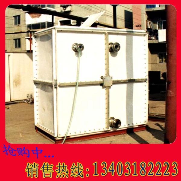 酒泉玻璃钢水箱不锈钢水箱