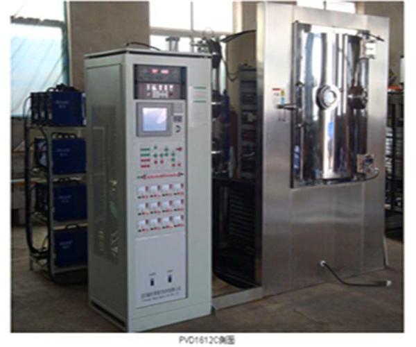 广东江门急卖二手磁控溅射真空镀膜机好的