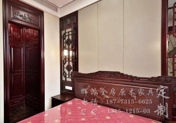 长沙中式原木定制颜色、原木壁柜门、木门定做工厂电话