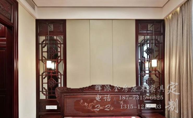 长沙轻奢原木家具批发、原木书柜门、墙板定制辉派品牌