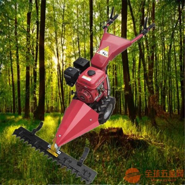牡丹江手推式剪草割灌机 高效率耐用割草机