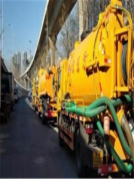 承接天津市政管道清淤工程服务公司