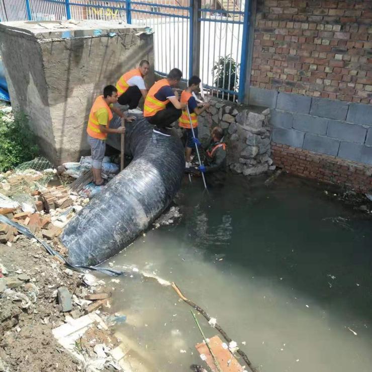 天津滨海生态城专业承接市政管道清淤公司
