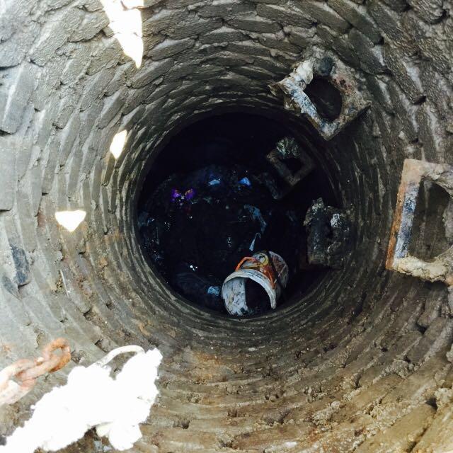 專業公司承接天津塘沽區新港清理污水池處理