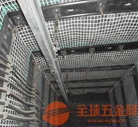 上街区边坡防护网施工图片