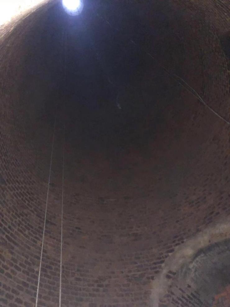 新闻:亳州市烟囱内壁贴布防腐哪家好