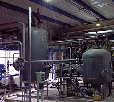 高温冷凝水除铁锰过滤器