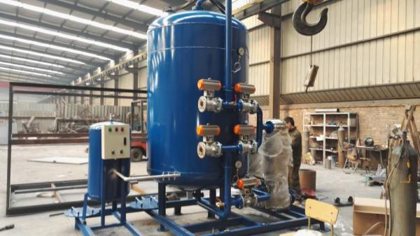 冷凝水除铁处理器