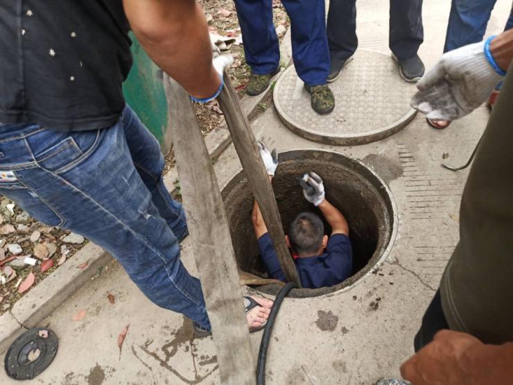 太原市管道清淤抽粪高压清洗化粪池清理服务规范