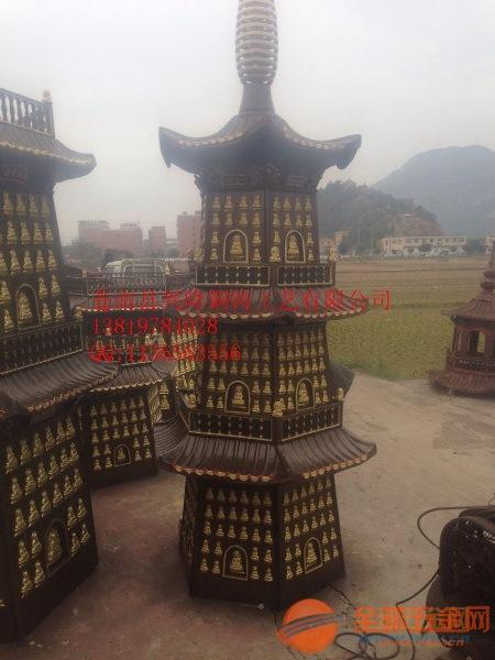 上海铸造宝鼎厂家定制寺庙铜铁宝鼎古宫宝鼎香炉厂家选料