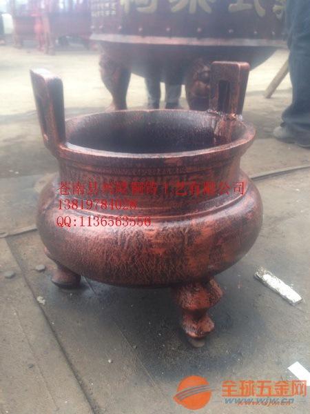 湖州法器香炉批发香炉厂家法器铁香炉价格定购铁香炉专业