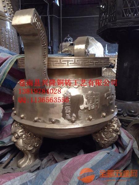 邵阳铸造圆形平口香炉厂家寺庙铜香炉铁香炉价格寺庙用的
