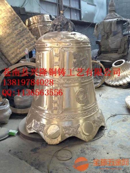 杭州铜钟多种规格可订做